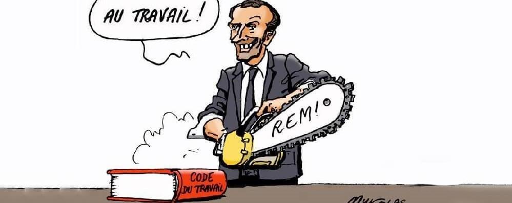 Ordonnances Macron : quelques précisions utiles