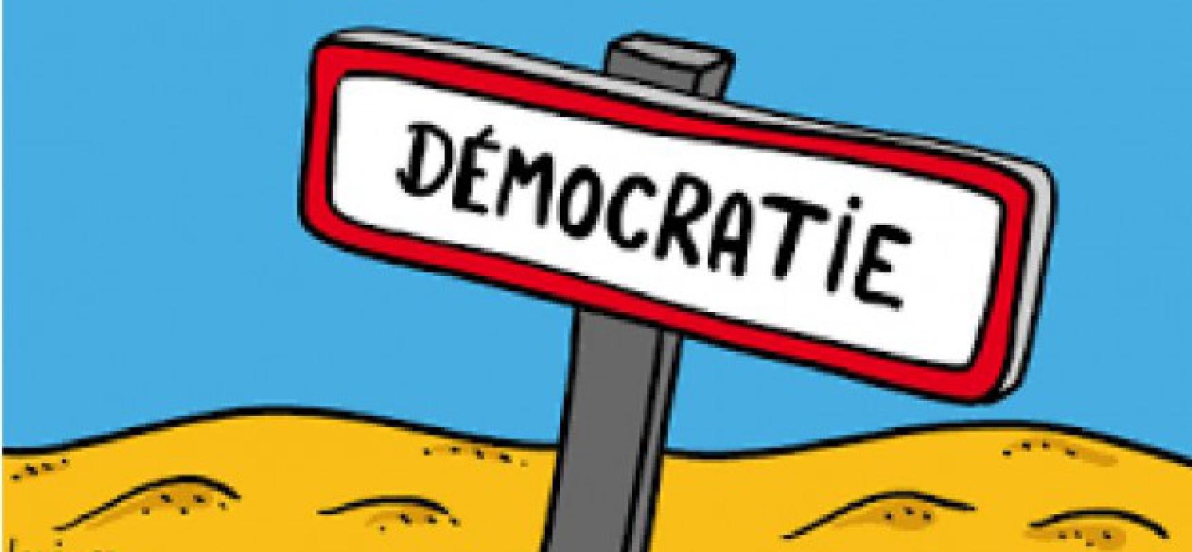 Réflexions sur la démocratie