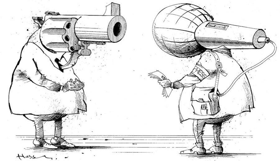 Le symptôme Zemmour : liberté d'expression, censure, médias…